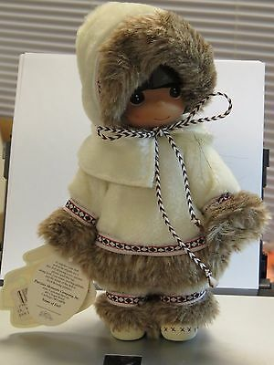 Sulu from Alaska, Precious Moments Children of the World Doll - MWNMT