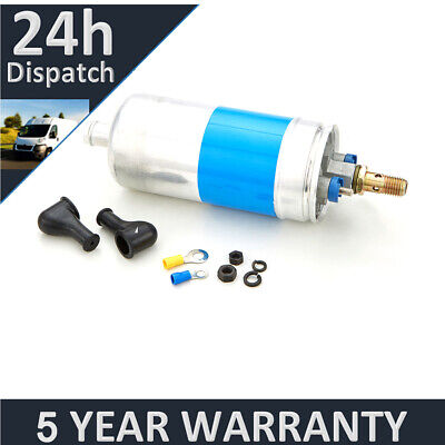 High Power 255 Lph In Line Fuel Pump For Race Rally Competition Use 0580254910