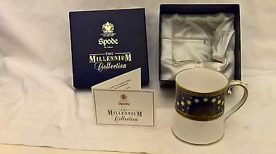 Spode Limited Edition Millenium Tankard No 756