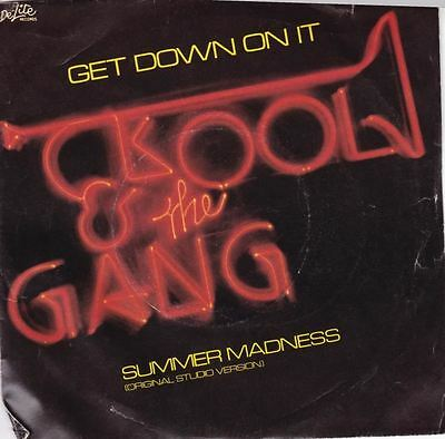 Get Down On It / Summer Madness (Original Studio Version) 7 : Kool & The Gang