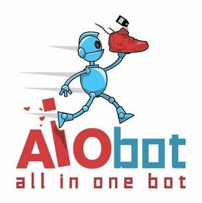 AIO Bot (All In One Bot) ADIDAS YEEZY BAPE NMD SUPREME TRAINERS MAC