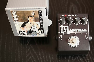 AMT electronics  ASTRAL TUBE - Pedal FX - Distorsion / overdrive