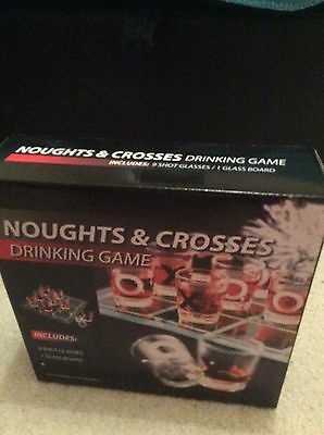 Drinking game Noughts And Crosses