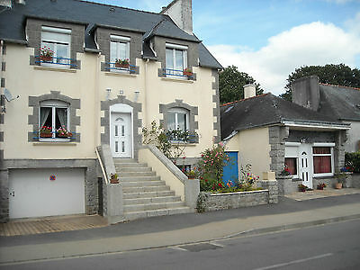 Two beautiful and big neo-Breton houses. 113000GBP+ 39000GBP