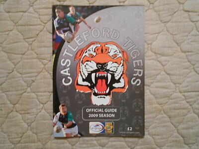 Castleford Tigers Official Guide 2009