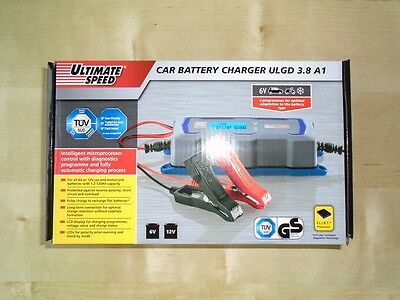 Car Motor Vehicle Battery Charger Jump Start Function Power Booster Emergency 6V