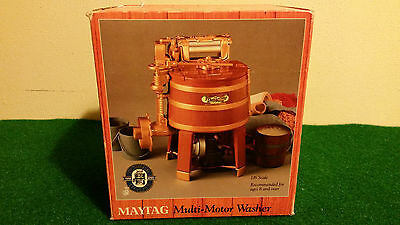 Ertl Maytag Multi-Motor Washing Machine in Original Box