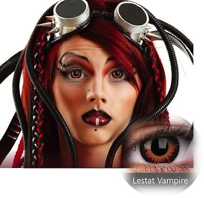 Lentilles de contact festive mode PHANTASEE Modèle FANCY LENS LESTAT VAMPIRE
