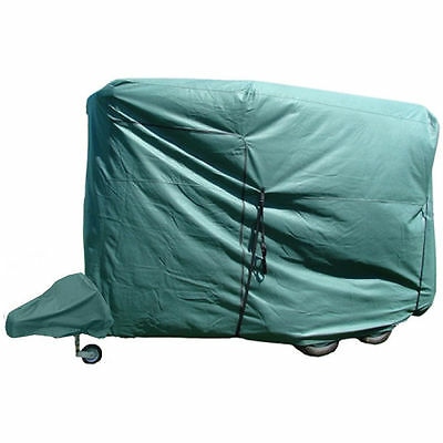 Maypole Horse Box Superior Trailer Horsebox Cover, 4-Ply Waterproof Breathable