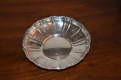 "Vintage Wallace Sterling Silver 5 7/8"" Betsy Ross Bowl .925 Candy Dish"