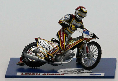 Leigh Adams speedway model (large size) :: Handmade :: UNIQUE COLLECTION !