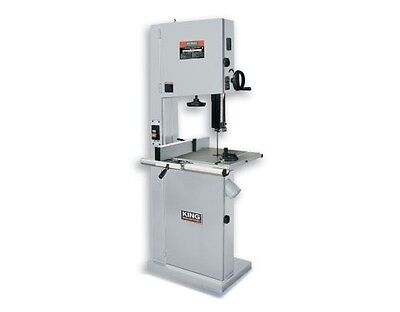 "King Canada Tools KC-1702FXB 17"" WOOD BANDSAW WITH RESAW GUIDE Scie Ruban"