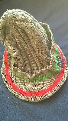 Fat face boys winter hat one size