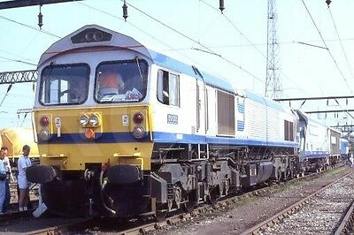 Railway 35mm slide 59005 Bescot May'90 (RCTS Archive)