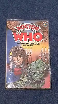 doctor who book - THE RIBOS OPERATION - 1st edition