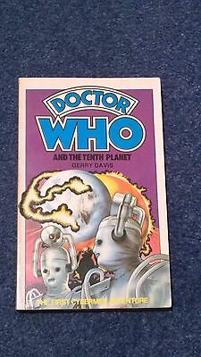 doctor who book - THE TENTH PLANET
