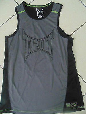 Tapout Mens Singlet/top Size Xl.new