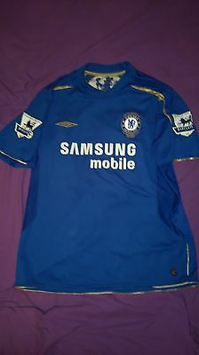 Maillot Chelsea DROGBA 15 - Taille XL