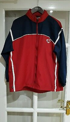 Mens Tracksuit Top Nike Size - XL