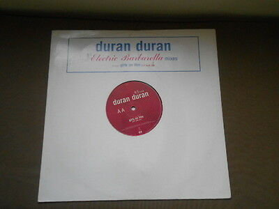 Duran Duran Electric Barbarella/girls On Film 122 Vinyl Single Orig Emi 1999