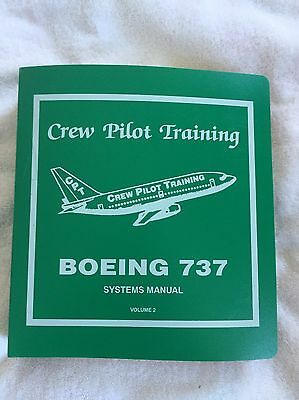 Boeing 737 Pilot Training Systems Manual 737-200 & -300 Volume 2
