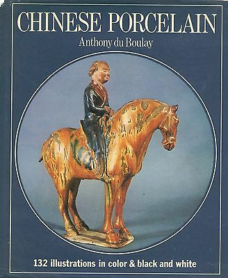 Antique Chinese Porcelain - Types Dynasties Dates Shapes / Illustrated Book