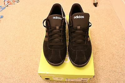 Adidas Neo Trainers - Black - Size 11
