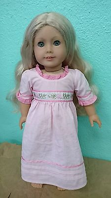 American Girl Caroline Abbot Blonde Hair/Green Eyes Doll