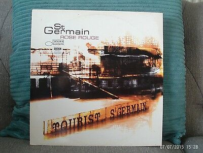 "St Germain - Rose Rouge 12"" Vinyl Blue Note"