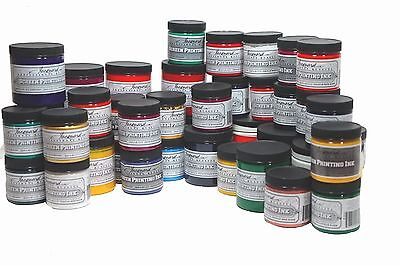 Jacquard Professional Screen Printing Inks