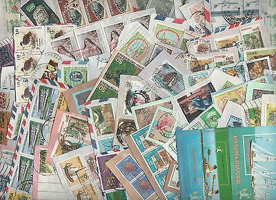 WORLDWIDE KILOWARE 70 gr USED STAMPS LOT  Thematic  W/W 2 scans