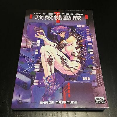 Ghost In The Shell Vol.1 Masamune Shirow Manga