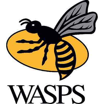 Wasps V Leicester Tigers  Premiership  8/1/2017
