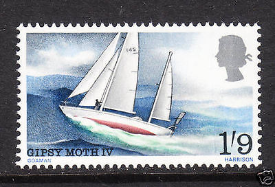 SG751 1967 CHICHESTER Unmounted Mint