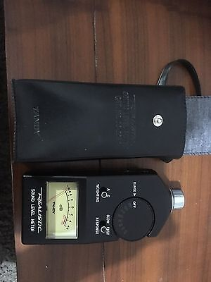 Tandy Realistic Sound Level Meter Vintage