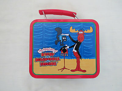 The Adventures Of Rocky, Bullwinkle & Friends  Mini Lunch Box 1997