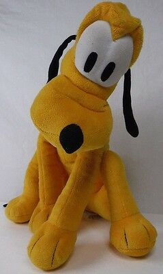 Kohl's Cares Disney Pluto Plush Mickey Mouse Clubhouse Yellow Stuffed Animal