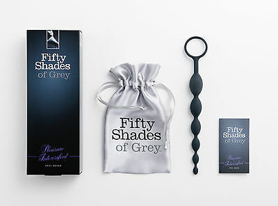 Fifty Shades of Grey Sexy Adult Toy pleasure Beads + FREE GIFT