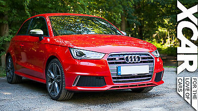 2014 Audi S1 Tfsi Quattro 3Dr Red Hpi Clear - Featured Car - Low Millage Fsh S3