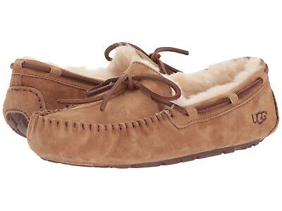 Women's Shoes UGG Dakota Moccasins 5612 Chestnut 5 6 7 8 9 10 *New*