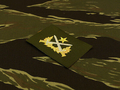 Arvn Bdq Qualification Badge Woven Patch