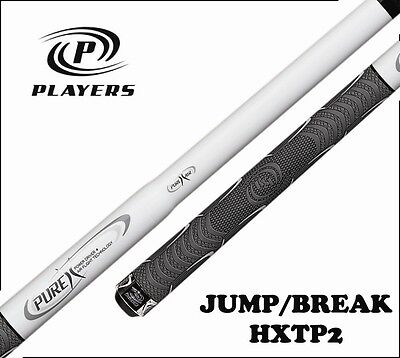 Pure-X HXT-P2 4-Piece Jump/Break Pool Cue with Grip Tech Wrap