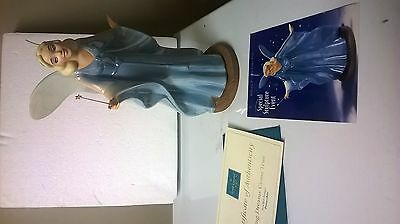 """WDCC """"Making Dreams Come True"""" Fairy from Disney's Pinocchio with COA"""
