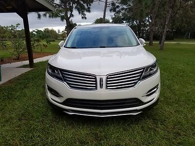 2015 Lincoln Other MKC 2.3L AWD Reserve Pano Roof Nav 2015 Lincoln MKC Reserve 2.3L AWD Nav Pano Roof Adaptive Suspension AC Seats SUV