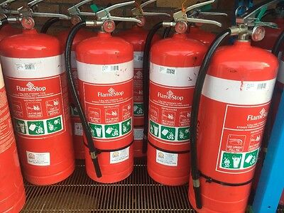 Fire Extinguishers 9kg 3 For $100