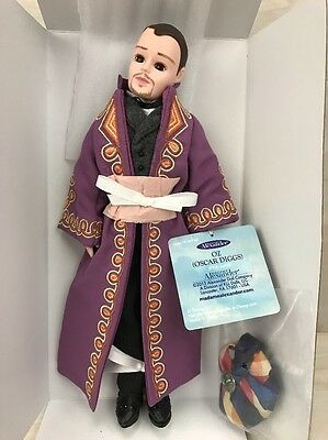 Disney Oz The Great and Powerful Oscar Diggs Madame Alexander Doll 10""