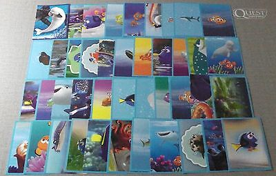 Disney Finding Dory stickers - New