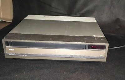 RCA Selectavision Player CED RCA SJT-090 For Parts Repair Audio Video