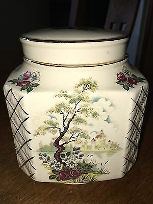 Sadler Biscuit Barrel