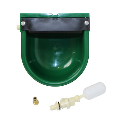 Automatic Water Trough for Sheep Horse Dog Chicken Cow Bowl Plastic Auto Fill
